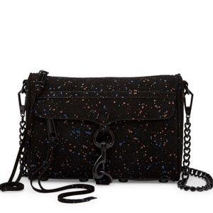 NWT Rebecca Minkoff Mini Mac Crossbody Bag